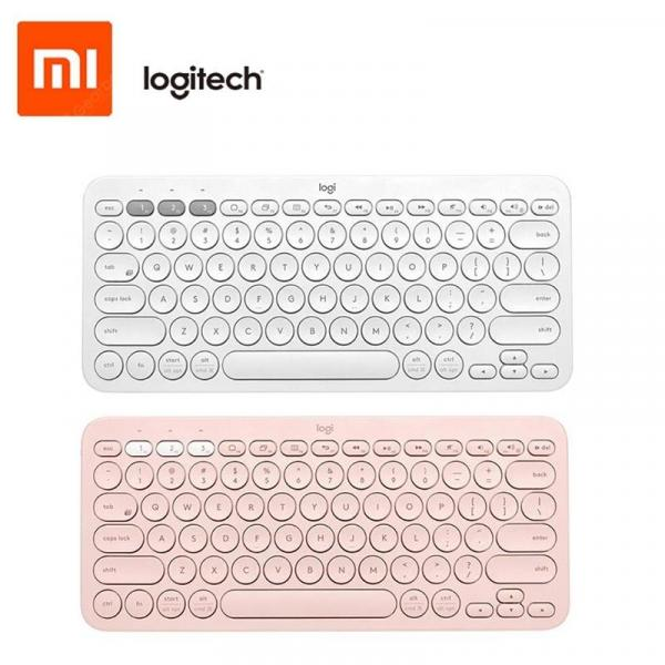 italiaunix-Xiaomi Logitech K380 Wireless Keyboard Bluetooth Multi-Device For PC laptop Android Phone Keyboards  Gearbest