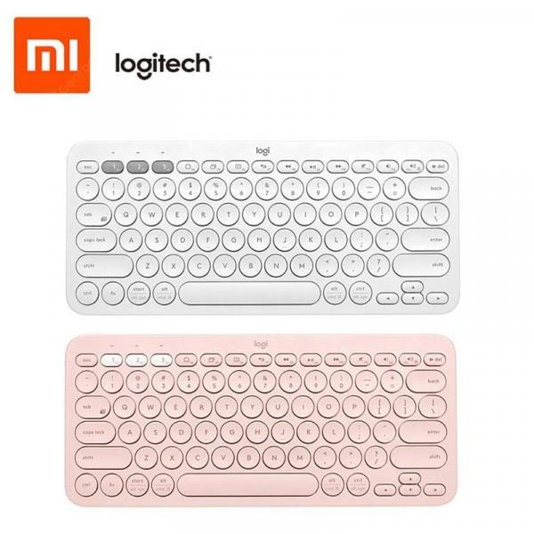 italiaunix-Xiaomi Logitech K380 Wireless Keyboard Bluetooth Multi-Device For PC laptop Android Phone Keyboards  Gearbest